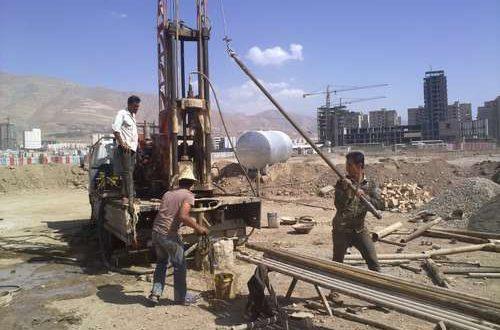 طرح توجیهی تولید ماشینهای مرتبط با تزریق سیمان و استحکام خاک